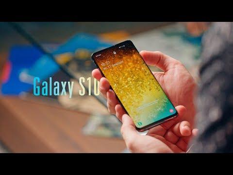 Обзор Galaxy S10, S10+ и S10e