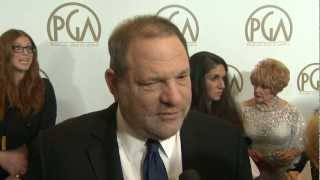 2013 Producers Guild Awards - Press Video