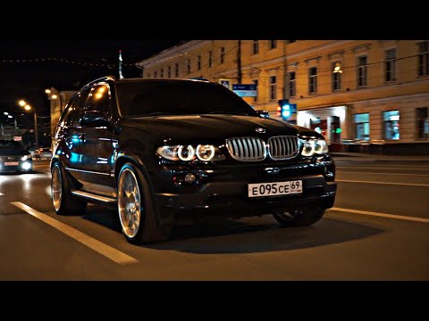 BMW X5 E53 4 8iS LIVE GARAGE!!! TOP!