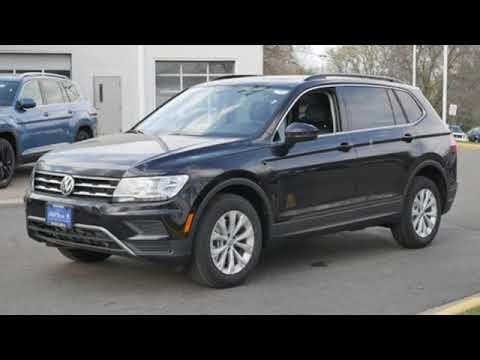 New 2019 Volkswagen Tiguan Saint Paul MN Minneapolis, MN #90761 - SOLD