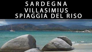 Sardegna - Villasimius Spiaggia del Riso