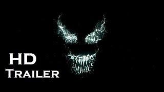 VENOM movie trailer (HD) 2018