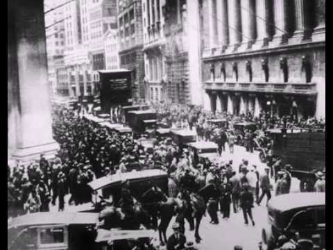 A review of Stock Market Crash in 1929