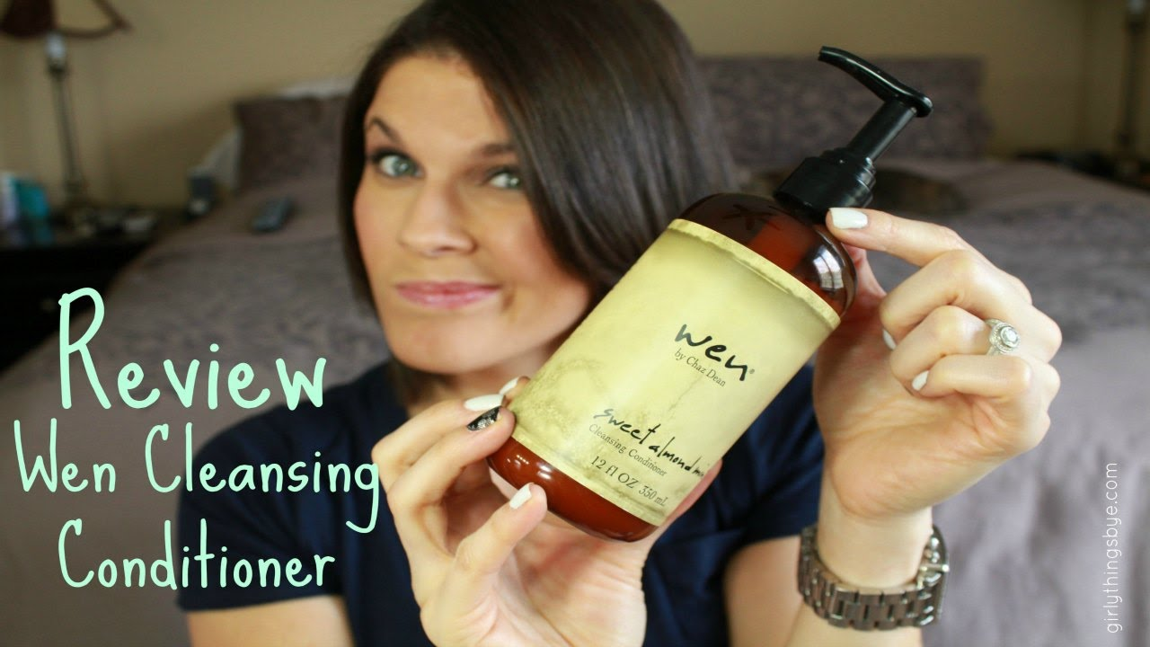 Review Wen Cleansing Conditioner Youtube