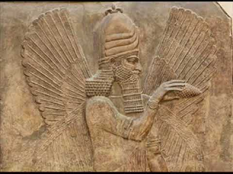 Ancient Mesopotamian Music - Tribal War Chant