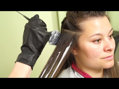 How To Balayage Ombre Step by Step Hair Tutorial