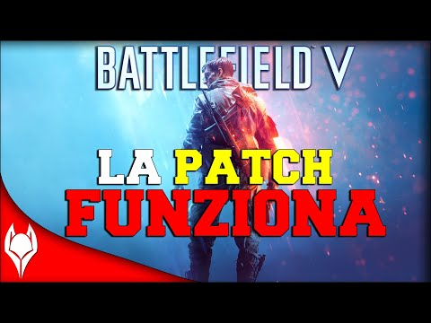 BATTLEFIELD V - LA PATCH FUNZIONA thumbnail
