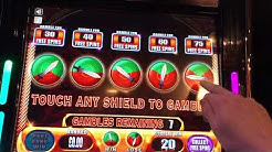 £2 max bet . 75 free spins on Spartacus slot machine in Mr P's Tonbridge January 2019