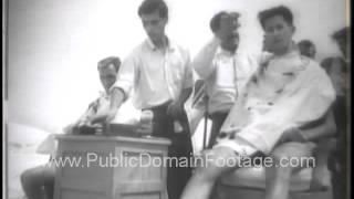 1958 Middle East Crisis Propaganda War archival footage PublicDomainFootage.com