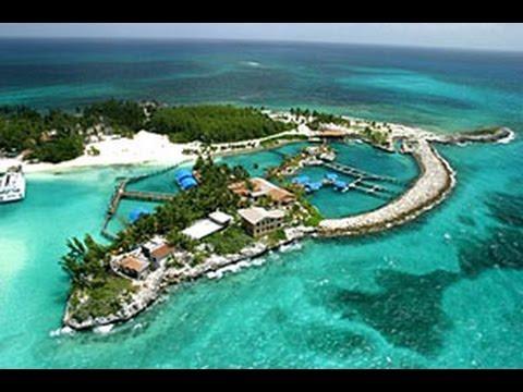Blue Lagoon Island  NASSAU- BAHAMAS