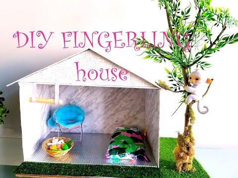 DIY FINGERLING HOUSE