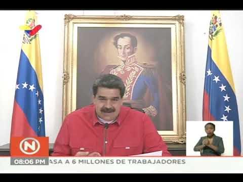 Reporte Coronavirus Venezuela, 24/03/2020: Maduro informa que hay 7 nuevo casos, 91 en total