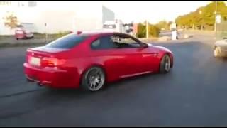 """Come distruggere una """"BMW"""" in 50 secondi esatti!!!"""