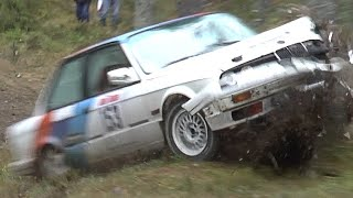 Best of Compilation Rally Crashes and Fails 2021 HD   Crash & Action