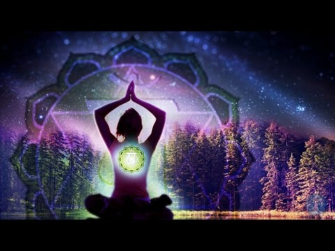 Heart Chakra Meditation Music - Activate, Balance, Wellness,