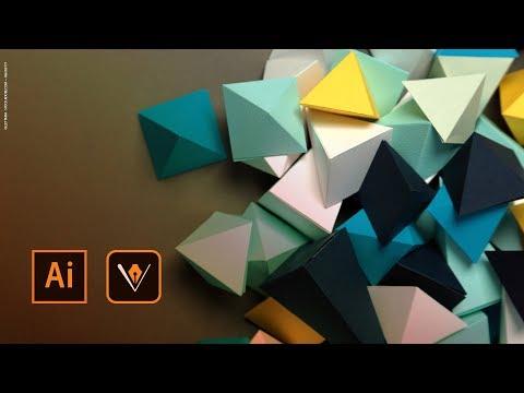 Perspective et 3D dans Illustrator | Adobe France