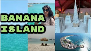 Banana Island Vlog Day 1