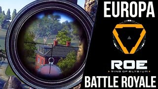 (EUROPA) RING OF ELYSIUM //¿SUPERARÁ A PUBG/FORTNITE? - BATTLE ROYALE GRATIS