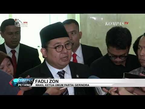 Soal Deklarasi Prabowo, Fadli: Tengah Dibahas dengan Koalisi