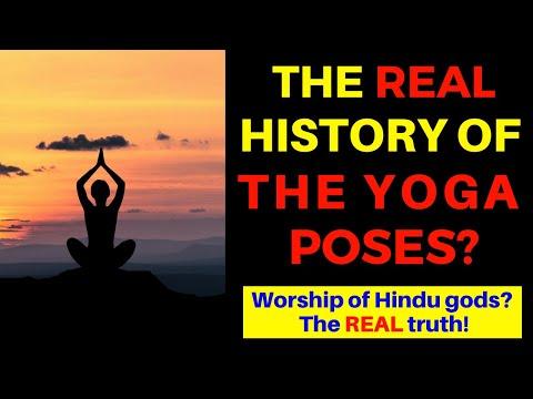 Yoga and Christianity (Do Yoga poses REALLY worship gods?)
