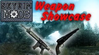 GUNS!! - Skyrim Mods #2
