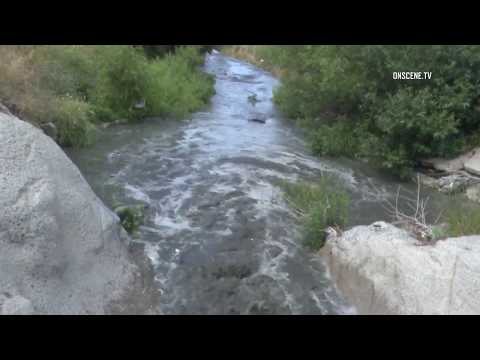 Tijuana River Valley: Mexican Sewage Flows into the U S  05192019