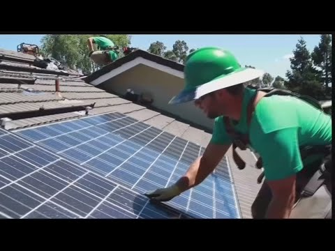 Early stages of production underway at SolarCity in South Buffalo