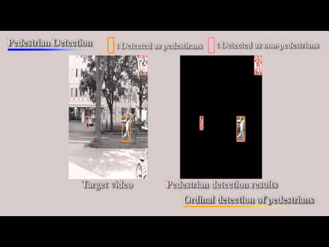 Pedestrian Detection Technology