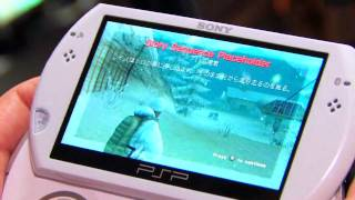 GamingAhead TGS 09 Socom US Navy Seals Portable Gameplay