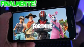FORTNITE ANDROID RELEASED HOW TO DOWNLOAD et INSTALL APK