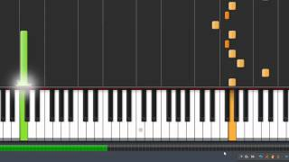 Notorious Big - Thugs Piano Synthesia