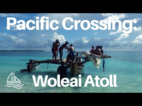 Pacific Crossing: Sailing to Woleai Atoll - SailingWithAndy Ep. #12