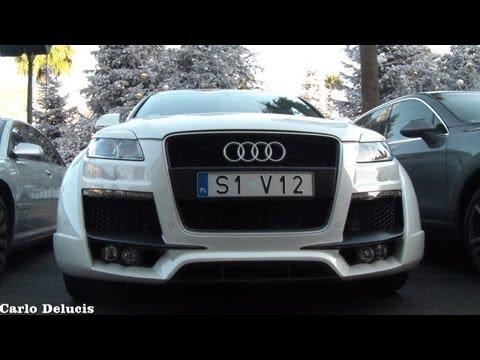 PPI ICE GT: Crazy Tuned Audi Q7 V12