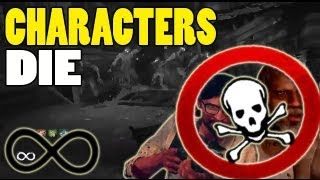 Black Ops 2 Zombies: DLC Map Pack 4 | New Characters Die! Samuel Kills Crew - Gameplay