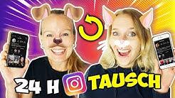 24 STUNDEN INSTAGRAM TAUSCHEN Nina & Kathi posten Storys auf Account der anderen  Instagram Takeover