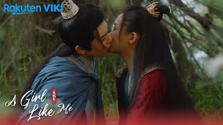 A Girl Like Me - EP7   Surprise Kiss   Chinese Drama