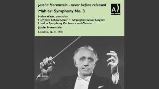 Symphony No. 3 in D Minor: I. Kraftig - Entschieden