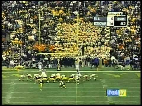 2003 Iowa vs. Illinois