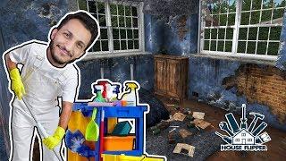 المنظف المحترف | تنظيف المكتب! House Flipper