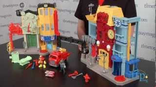 Imaginext Rescue City Center from Fisher-Price