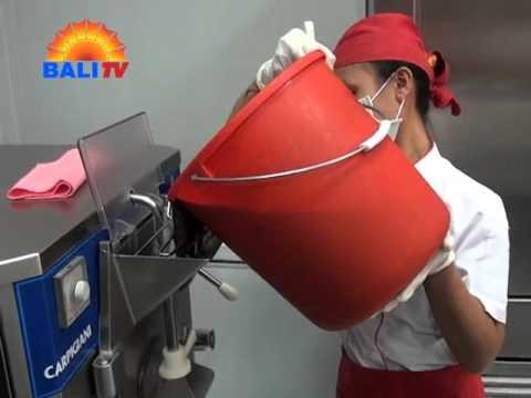 Bali Channel Tourist TV - MASSIMO : GELATO