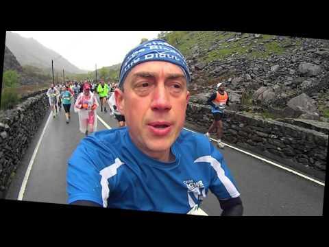 Cwm Ogwr Snowdonia Marathon Eryri 2015