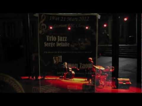 Serge Delaite Trio, 19 mars 2012, ESC ClFd