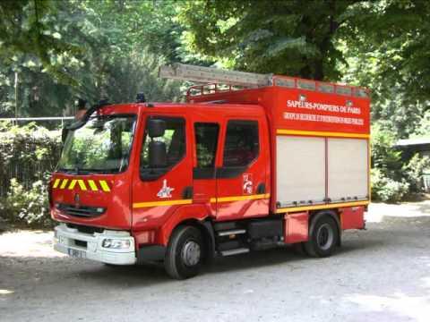 Pompier grimp youtube - Leo le camion pompier ...