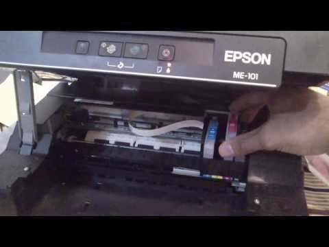 Not Working Epson Sds Me 101