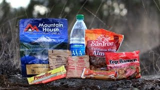 An Introduction to Backpacking | Food