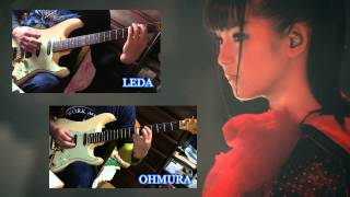 今回はSU-METALのソロ曲からですが、NO RAIN, NO RAINBOW のギターソロのみアップさせていただきます。SU-METALの歌声が無いのは寂しいですが、フル演奏で ...