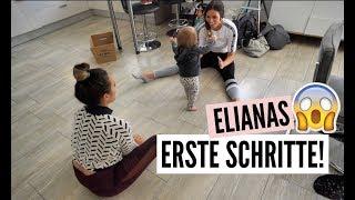 ELIANAS ERSTE SCHRITTE MIT 11 MONATEN! | 12.05.2019 | ✫ANKAT✫