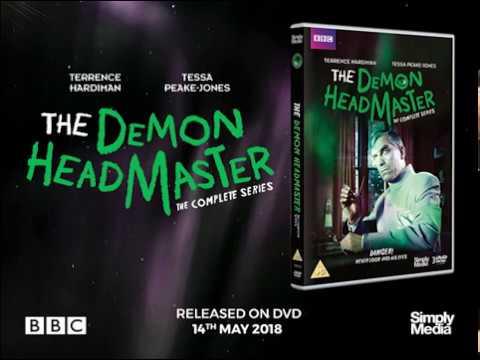CBBC's The Demon Headmaster DVD