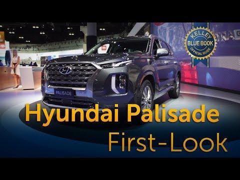 2020 Hyundai Palisade First Look